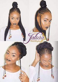 fulani cornrows on 4c hair