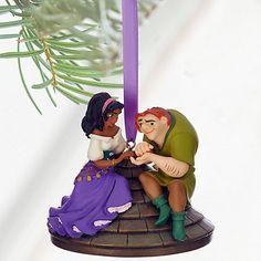 Decoración navideña El Jorobado de Notre Dame