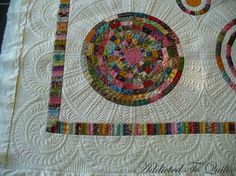 Addicted To Quilts: Circle Back in Time.
