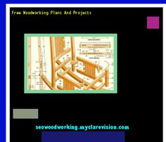 Free Woodworking Plans And Projects 075915 - Woodworking Plans and Projects!