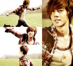 Kim Hyun Joong ♥ from; Boys Over Flowers ♥ Playful Kiss ♥ City Conquest ♥ how is he so hot? Boys Over Flowers, Boys Before Flowers, Kim Bum, Asian Actors, Korean Actors, Korean Dramas, Asian Celebrities, Brad Pitt, Leonard Dicaprio