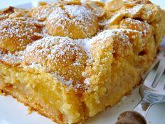 La cocina de Piescu: Tarta de albaricoques