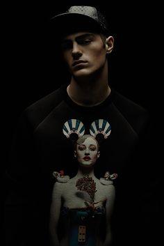 Jack Bradshaw @ Elite - Juun.J Urban Uniforms Editorial by SSENSE