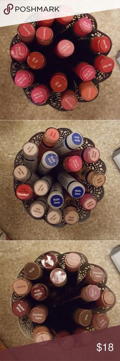 LipSense Lip Colors and Glosses Long lasting lip color! Trying to offload my stock :) Makeup Lipstick