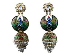 Beautiful earring by Pinkcity, designed by Anita Dongre.