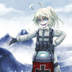 All Anime, Me Me Me Anime, Anime Stuff, Saga, Guerra Anime, Tanya Degurechaff, Hooked On A Feeling, Tanya The Evil, Manga Artist