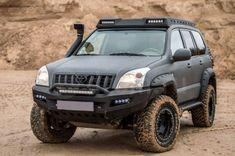 Image result for offroad front bumper prado 120