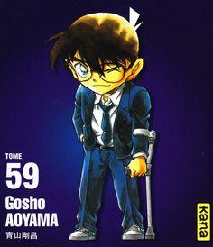 Conan as Kansuke Yamato