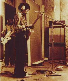 Billy Cox & Jimi Hendrix