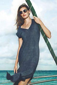 Nila T-Shirt Dress - anthropologie.com