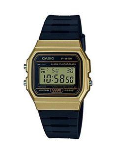 Casio Collection – Montre Unisexe Digital avec Bracelet en Résine – F-91WM-9AEF 2017 #2017, #Montresbracelet http://montre-luxe-femme.fr/casio-collection-montre-unisexe-digital-avec-bracelet-en-resine-f-91wm-9aef-2017/