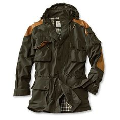Summer-weight ranger jacket by Orvis, America's oldest mail-order retailer.  Since 1858.