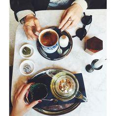 #trendbookco #magritte #chado #tea #birsencanbaz