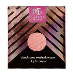 Makeup Geek Duochrome Eyeshadow Pan | cosmetics | Beauty Bay | Karma