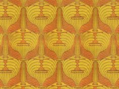Koloman Moser pattern from Turn of the Century Viennese Patterns & Designs