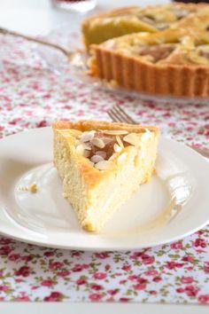 Pear Frangipane Tart   A Dutchie Baking