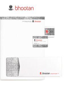 Bhootan: Logo & Identity System