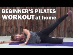 15 Minute Pilates Workout for Beginners - WorkOut With Di