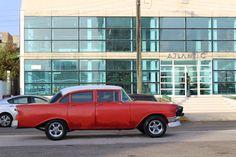 coches antiguos,paseo, la Habana, Cuba