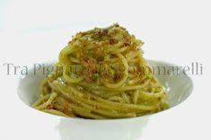 Tra Pignatte e Sgommarelli: Le mie ricette - Spaghettini con crema di piselli,...