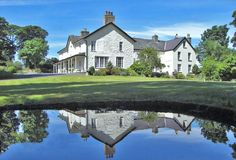 Plas Dinas, a fabulously run, award-winnning hotel in the heart of Welsh Snowdonia #Wales #englishcountryhouse