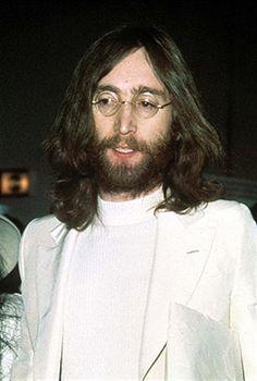 Los 100 mejores cantantes de la historia del rock: la lista completa  John Lennon. Foto de Ap.                     Foto:           AP