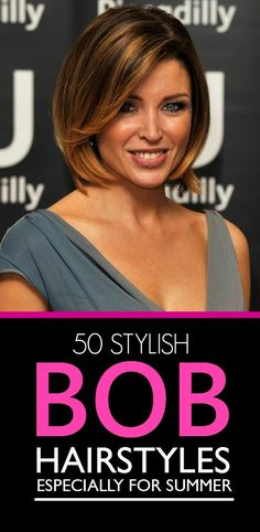 Let us talk now about the 50 stylish and smart bob hairstyles especially for summer.