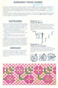Bordado_em_tecido_xadrez - margareth mi3 - Álbuns da web do Picasa