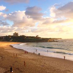 Beautiful morning in Coogee :)