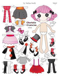 Miss Missy Paper Dolls: May 2015