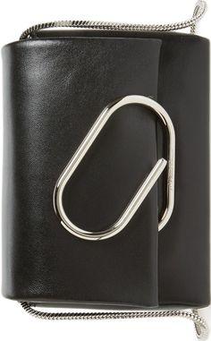 •Website: http://www.cuteandstylishbags.com/portfolio/3-1-phillip-lim-black-micro-alix-leather-crossbody-bag/ •Bag: 3.1 Phillip Lim Black Micro Alix Leather Crossbody Bag