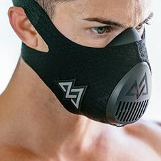 Buy Training Mask Workout Elevation Performance Fitness Mask Running Breathing Mask, Cardio Mask, Official Training Mask Used Pros (All Black + Case, Medium) online - Topusgoods Hard Workout, Workout Accessories, Fitness Accessories, Fashion Mask, Black Mask, Diy Mask, No Equipment Workout, Survival Equipment, Mask Design