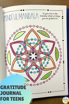 Creative gratitude journal for kids. Get students reflecting on gratitude with this year-round creative gratitude journal. Students will identify things they are grateful for, how they can show gratitude in all areas of their life, and plan how they can track their gratitude! Includes habit trackers, mindful mandalas, and a gratitude challenge. #brightfuturescounseling #elementaryschoolcounseling #elementaryschoolcounselor #schoolcounseling #schoolcounselor #gratitude… Elementary School Counselor, School Counseling, Elementary Schools, Habit Trackers, Bullying Prevention, Interpersonal Relationship, Social Emotional Learning, Character Education, Coping Skills