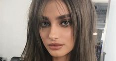 Victoria's Secret Models Update Their Bombshell Hair With Bangs