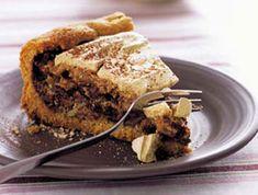Recept voor Walnoten-schuimtaart