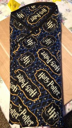 Harry Potter baby swaddle 2016