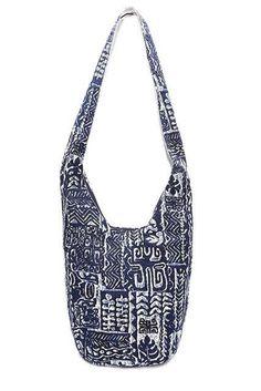 3ca67cc307c Unique Sling Crossbody Bag Shoulder Bag Purse Hippie Ethnic Cotton Boho  Thai Top Zip Handmade Bags