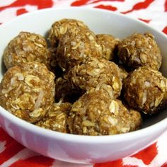 Protein energy balls Recipe -YUMMY!!!!  I add Arbonne chocolate protein powder!!