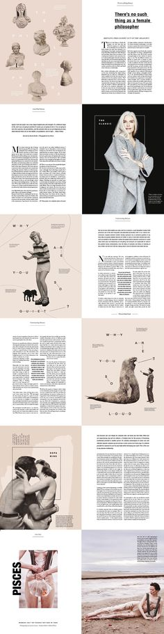Lone Wolf Magazine, Vol.13, The Authenticity Issue Layout.