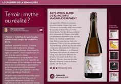 Terroir : mythe ou réalité ? - La Presse+ Saq, Chin Chin, Bottle, Cheers, Spain, Alcohol, Vocabulary, Flask