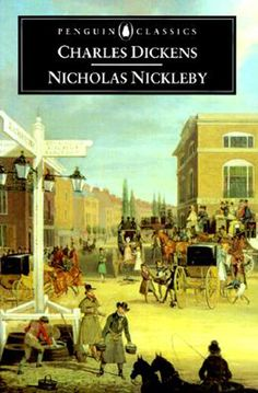 Nicholas Nickleby. Ohhh this book dragged by. This is not Dickens' finest work as the characters are entirely one or two dimensional. It is best read for its historical value as a criticism of the school system, the law, and the government. Skip this early work and move on to some of the classics if you want a good Dickens novel.