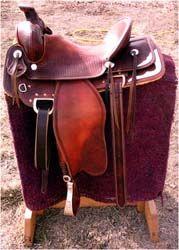 Lopez-Kelly Saddles