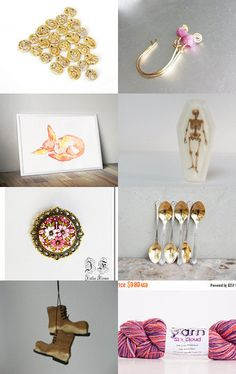 october discoveries by Tatjanajewellery on Etsy--Pinned with TreasuryPin.com