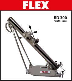 FLEX orjinal karot sehpası profesyonel karot makinaları için mükemmel kullanım imkanı sağlar. Karot sehpası kolay entegre edilebilen yapıya sahip karot standıdır. Karot standının satış kodu BD 300 'dür. FLEX BD 300 orjinal karot standıdır. http://www.ozkardeslermakina.com/urun/orjinal-karot-sehpasi-flex-bd300/ #karot #karotstandı #flex #karot sehpası #karotsehpası