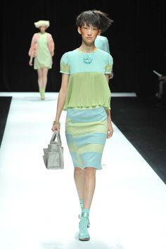 YUMA KOSHINO | Mercedes-Benz Fashion Week TOKYO 2013 SS