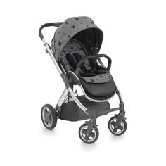 BabyStyle Oyster Vogue Collection Stroller Colour Pack (Grey Stars)