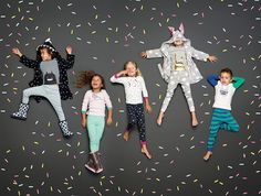 Luna Love | Some cute sleepwear inspiration that can be easily interchanged with Luna Leggings and Loungewear! Find yours at http://www.lunaleggings.com/store/ ☽ Inspiration from Little Gatherer