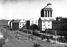 Krížna Bratislava, Php, Time Travel, Old Photos, Nostalgia, House Styles, Places, Times, Postcards