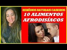 10 Alimentos que Aumentam o Apetite Sexual Afrodisíacos
