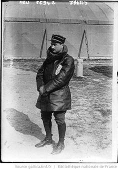 Garros, aviateur militaire : [photographie de presse] / Agence Meurisse - 1